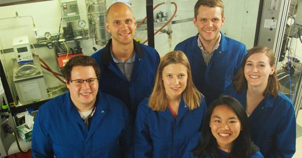 CCEI Startup Raises $1.8m